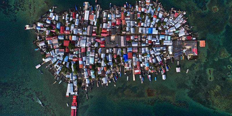 Crise Do Clima – Panamá – Ressacas E Superpopulação Forçam Indígenas Gunas A Abandonar Ilhas