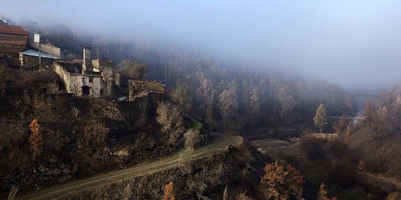 Crise Do Clima – Portugal – Tempestades De Fogo Mataram 115 Portugueses Em 2017