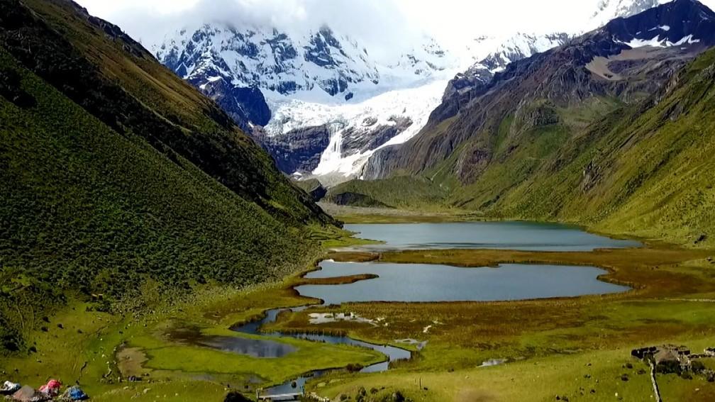 Montanhas, Gelo E Mudança Climática: Uma Receita Para Desastres