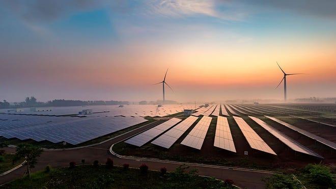A Energia Eólica Teve Um 'ano Excepcional' Em 2020 Nos Estados Unidos