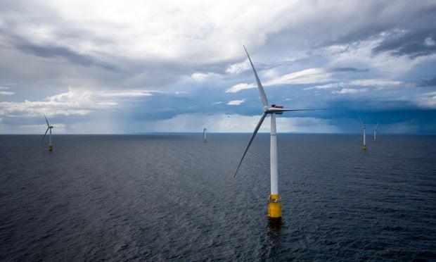 Sucesso Estrondoso Do Parque Eólico Escocês Mostra Potencial Global